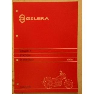 manuale officina gilera bullit